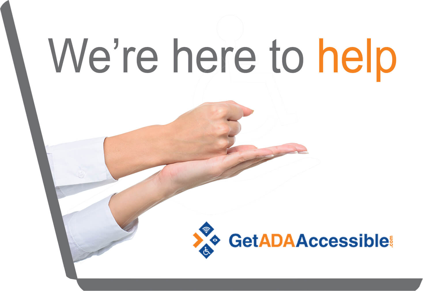 getADAAccessible is here to help make the web accessible
