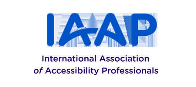 IAAP member logo