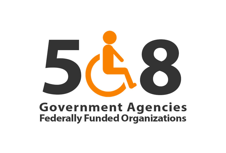 Section 508 logo