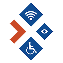 GET ADA Accessible.com logo icon