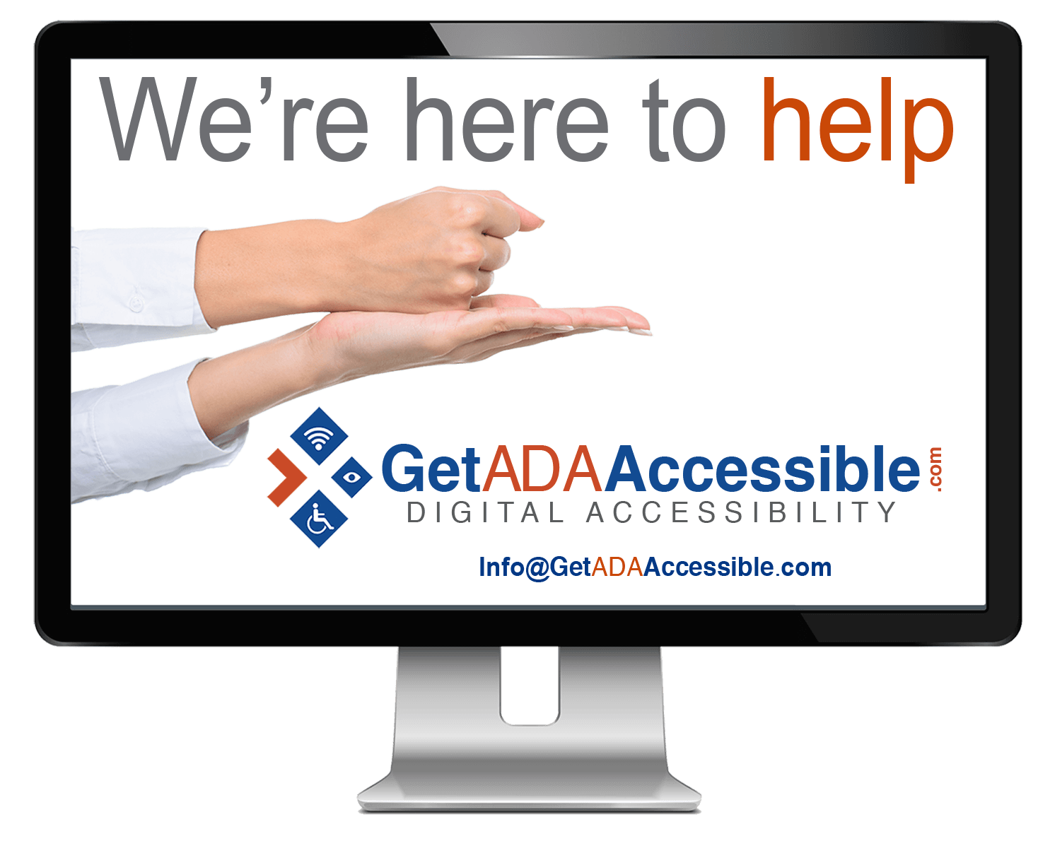Get ADA Accessible is here to help with website accessiblity